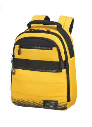 "Samsonite  CITYVIBE 2.0 laptop hátizsák 14.1"" - Golden Yellow"