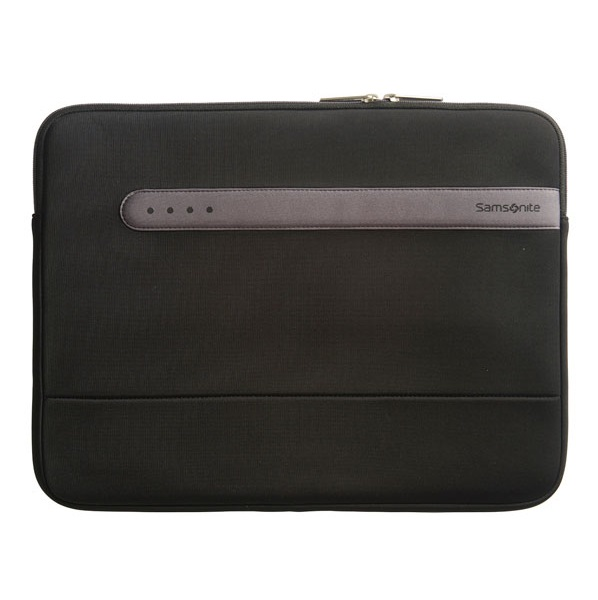 "Samsonite  Colorshield Laptop Sleeve 15.6"" - Black/ Grey"
