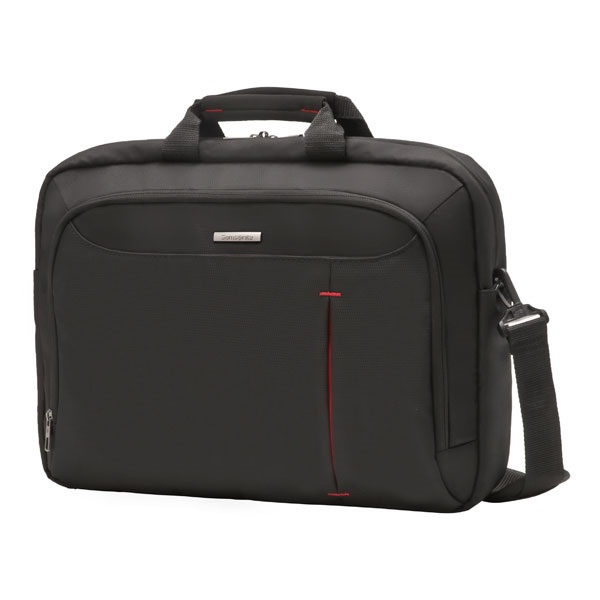"Samsonite  Guardit Bailhandle 17.3"" - Black"