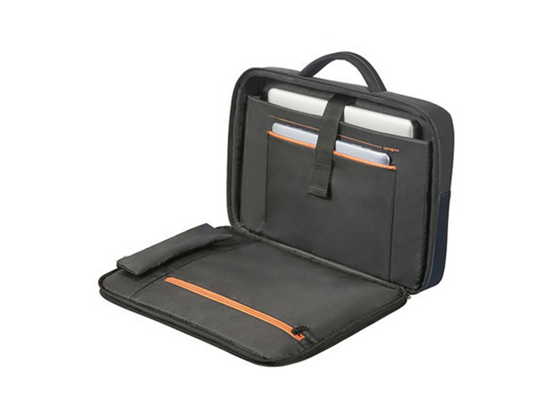 "Samsonite  Qibyte Notebook Táska 15.6"" - Kék"