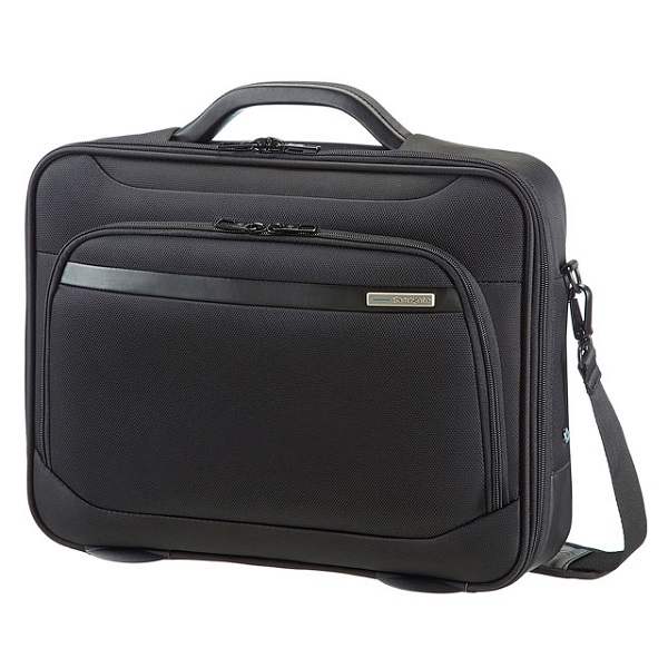 "Samsonite  Vectura Office Case 16"" - Fekete"