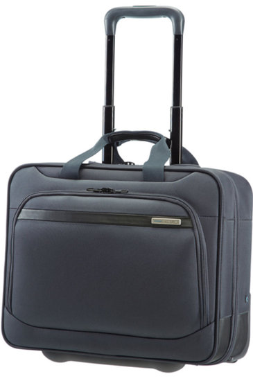 "Samsonite  Vectura Office Case with Wheels 15.6"" - Sea Grey"
