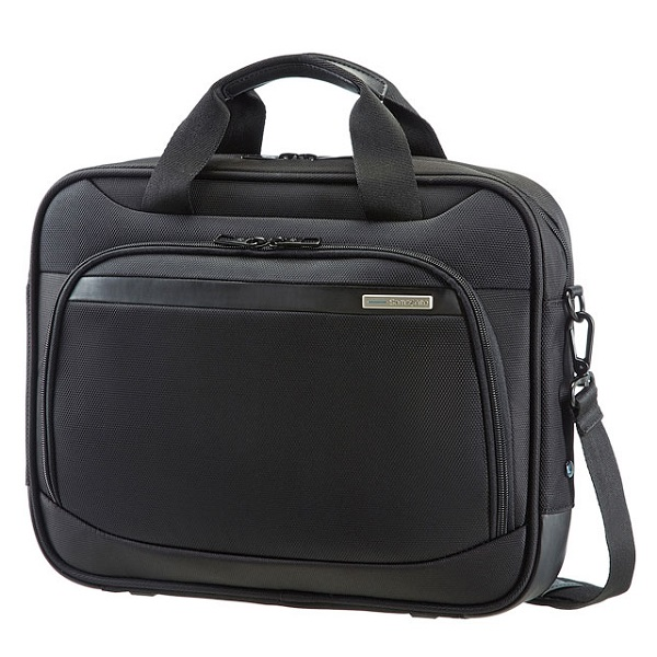 "Samsonite  Vectura Slim Bailhandle 13.3"" - Black"