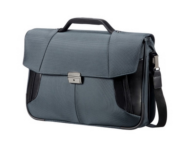 Samsonite  XBR Briefcase 2 Gussets 15,6