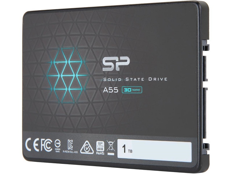 Silicon Power  ACE A55 1TB SATA-III SSD