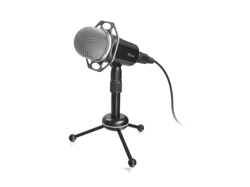 Trust Radi All-round mikrofon - Stúdió Design olcsó vásárlás d45fa61f86