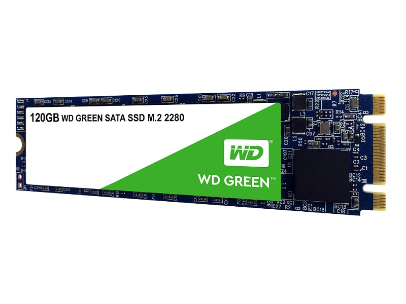 Western Digital  Green 120GB M.2 2280 SSD