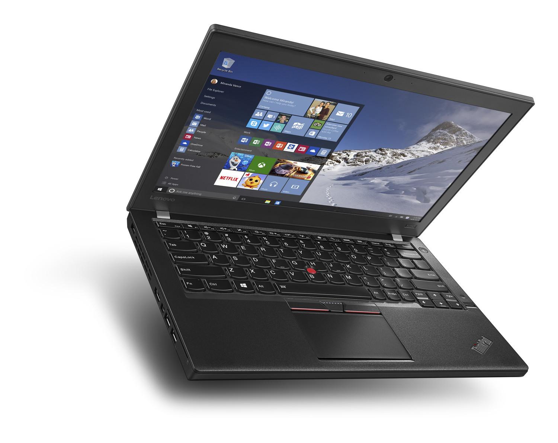 48568c598e65 Hagyja otthon a töltőjét! A ThinkPad® X260 addig megy, amíg Ön, a több mint  22 órás folyamatos akkumulátor idővel.