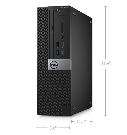 Dell-OptiPlex-3040-Mini-Torony-5-ev-garancial!-N009O3040MT_UBU-